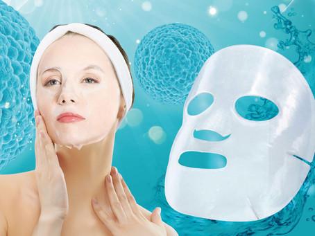 Nouveauté : le masque bio-cellulose