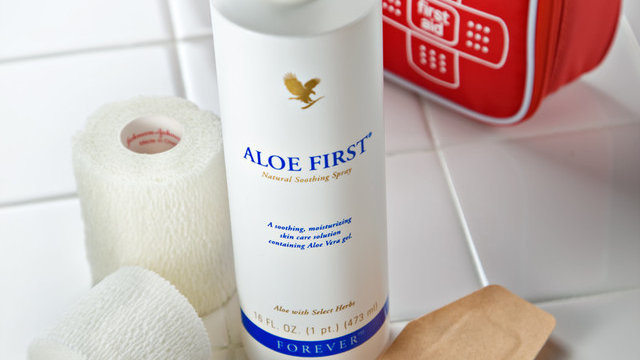 Forever - ALOE FIRST
