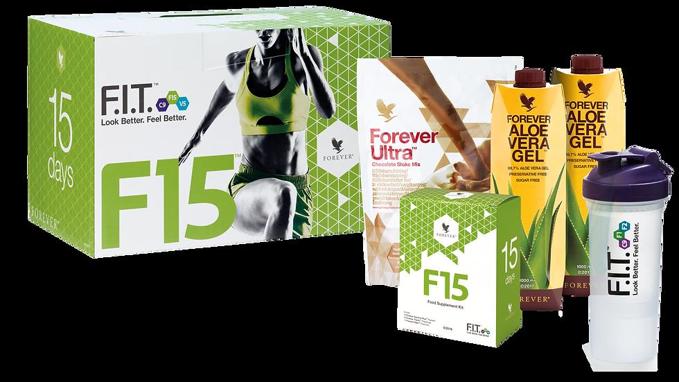 F.I.T 15 - intermédiaire - Forever