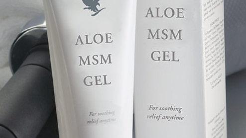 Forever - ALOE MSM GEL