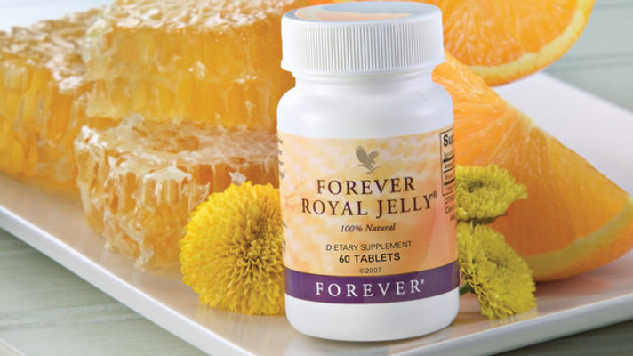 FOREVER  - ROYAL JELLY