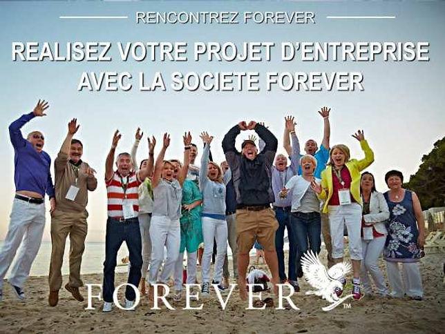 devenez distributeur Forever