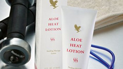 EMULSION THERMOGÈNE - ALOE HEAT LOTION
