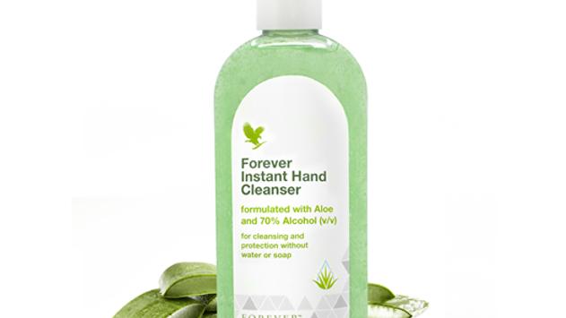 Savon sans eau/ désinfectant- INSTANT HAND CLEANSER