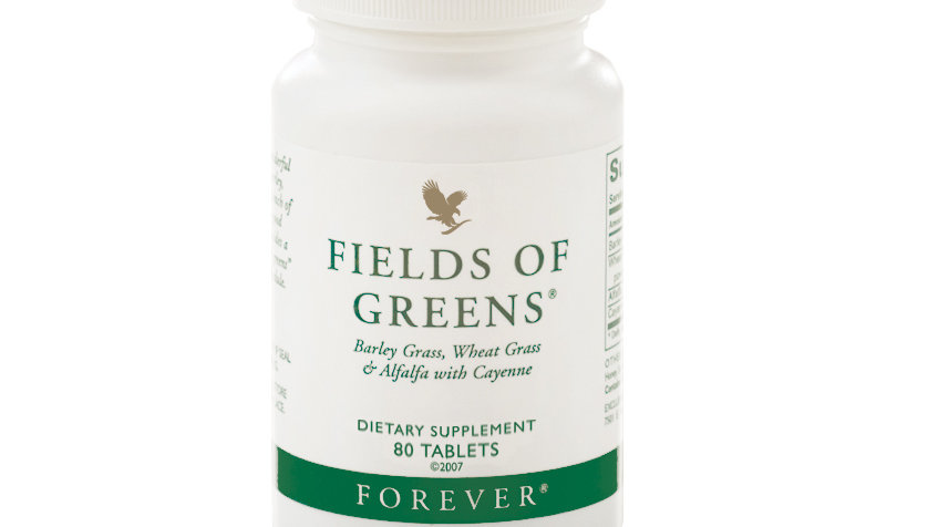 Forever - FIELDS OF GREENS