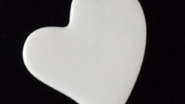 Pendentif coeur - 5,5 cm