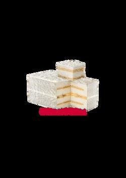 Торт «Птичье молоко» с кокосом