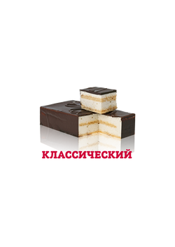 Торт «Птичье молоко» классический