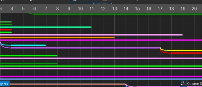 Track Editor workspace