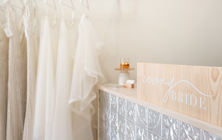 Ivory Bride Co. | For the modern bride