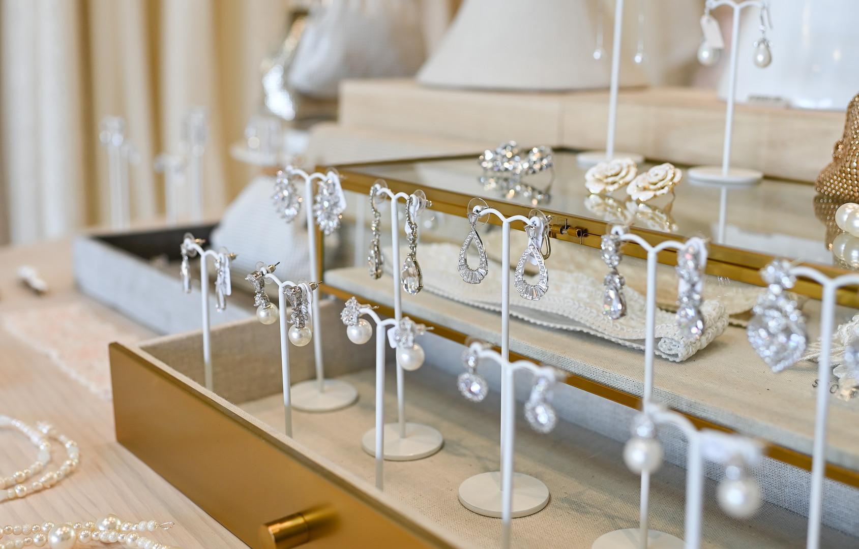 Bridal Accessories | Ivory Bride Co.