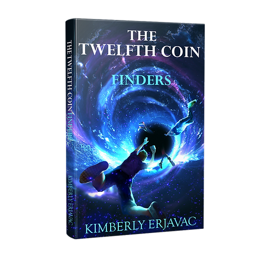 Book: The Twelfth Coin- Finders