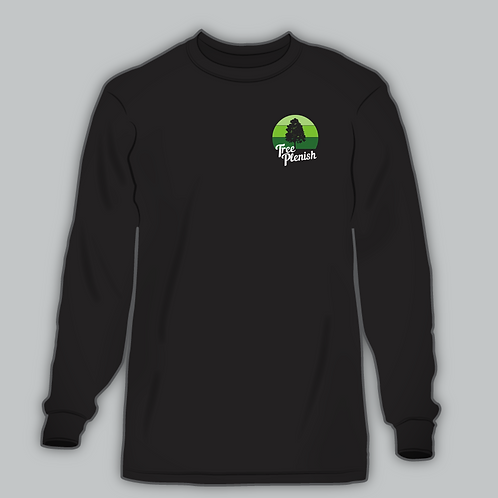 Long Sleeve Shirt (Comfort Colors) - Front Design Only