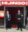 Hijingo arrives in Shoreditch