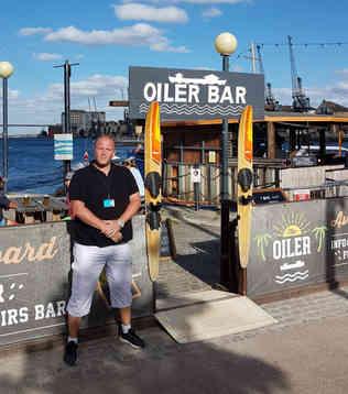 The Oiler Bar