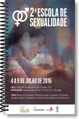 Apostila Completa da 2ª Escola de Sexualidade – 2016