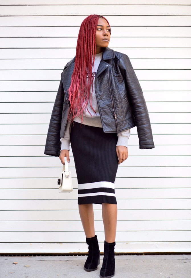 Street Style With a Twist