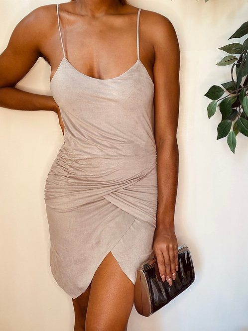 Skinny Strap Dress, Size S