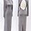 Thumbnail: Sparkly Silver Maxi