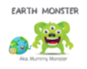 The Earth Monster - The Savvy Little Mon