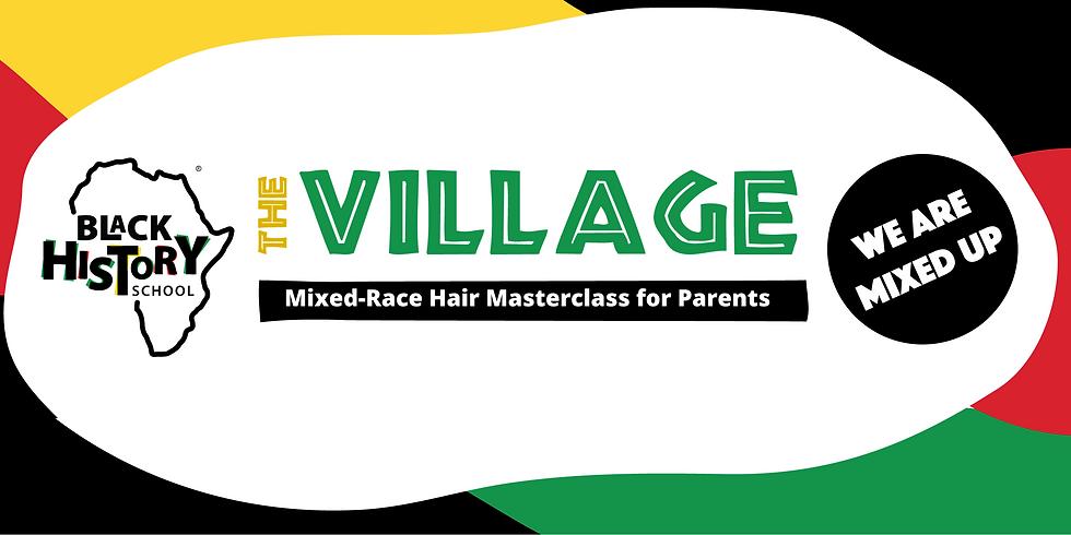 Mixed-Race Hair Masterclass for Parents.