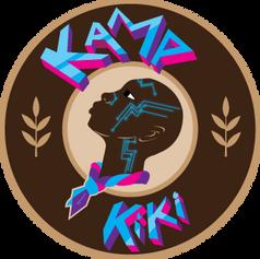 Kamp Kiki Logo