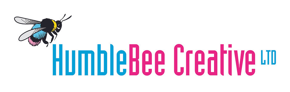 HumbleBee Creative LTD Official Logo (no