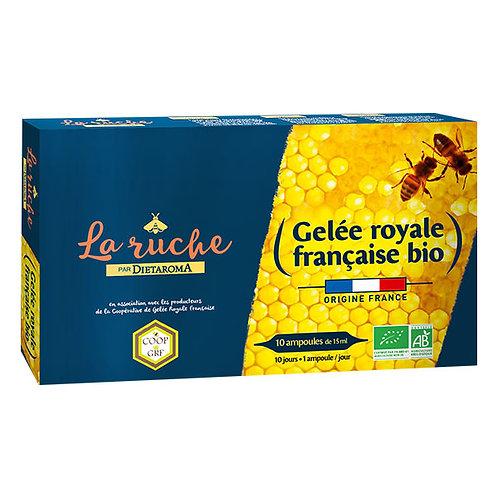 Gelée Royale Bio Française 10 gr