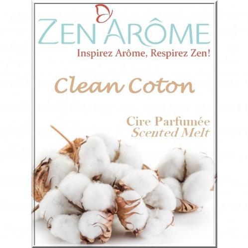 Zen Arome CIRE CLEAN COTON