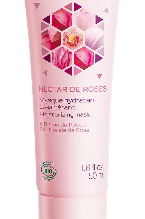 Nectar de rose masque hydratant 50ML
