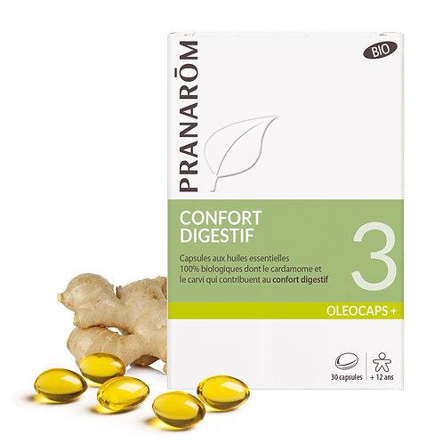 Oléocaps 3 - Confort digestif BIO 30 capsules