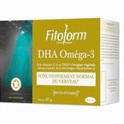 DHA OMEGA3 végétal 60 capsules