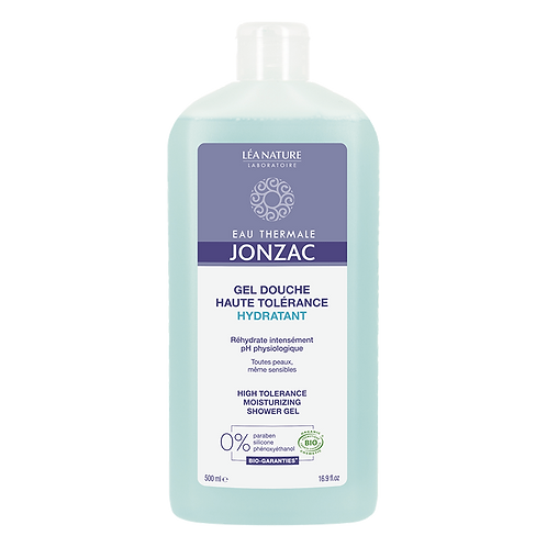 REhydrate Gel douche bio usage quotidien 500 ml Jonzac
