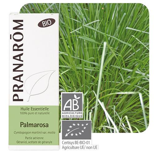 Huile essentielle Palmarosa - partie aérienne BIO 10 ml