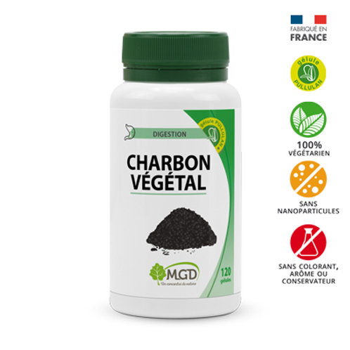Charbon végétal