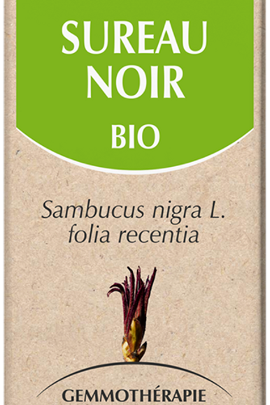 Sureau Noir Bio 50 ml