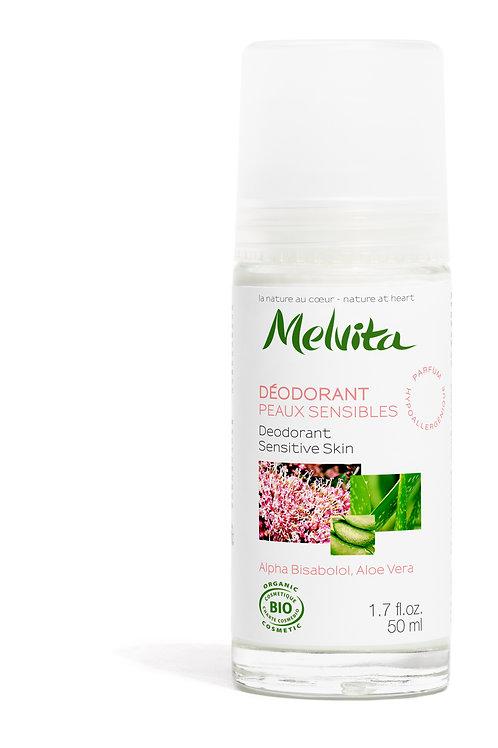 Les essentiels hygiène déodorant peaux sensibles 50 ml
