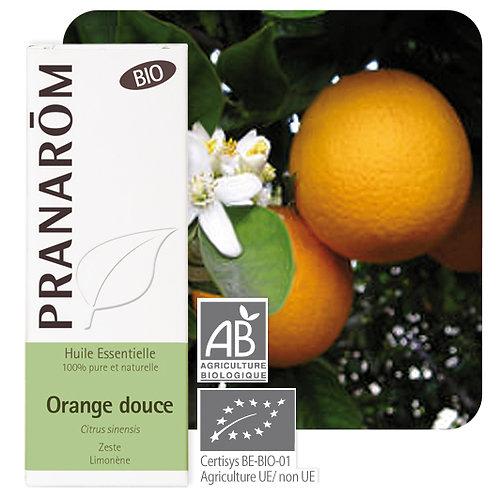 Huile essentielle Orange douce - zeste BIO 10 ml