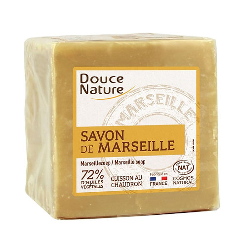 Savon vert de Marseille bio cube 600 gr