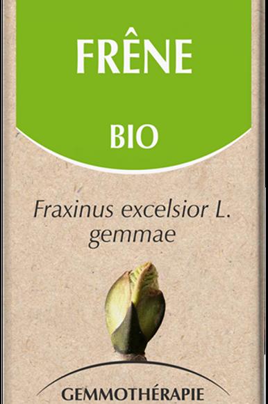 Frêne Bio 50 ml