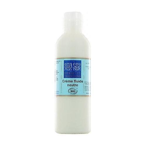 Crème Fluide Neutre 200 ml