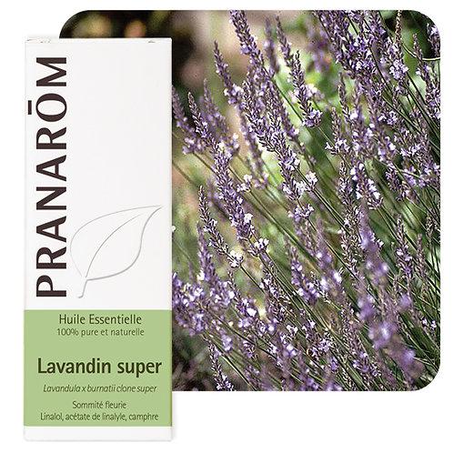 Huile essentielle Lavandin super - sommité fleurie 10 ml
