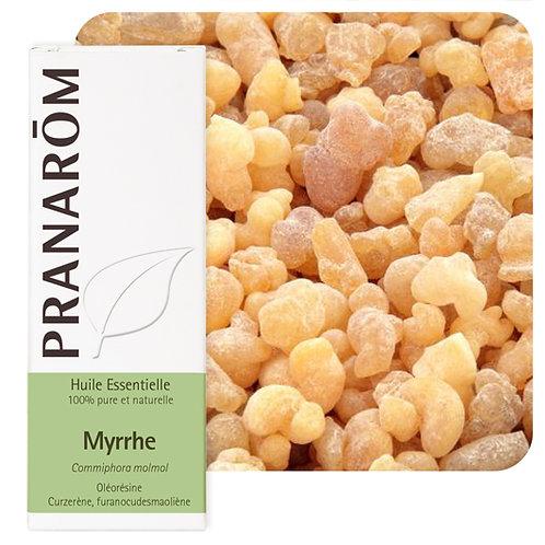 Huile essentielle Myrrhe - oléorésine 5 ml