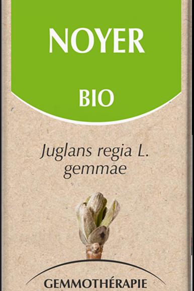 Noyer Bio 50 ml