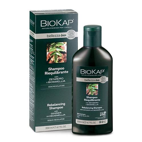 Biokap Bio Shampoing rééquilibrant (gras)