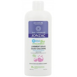 Bébé - Liniment doux oléo-calcaire bio - 500 ml Jonzac