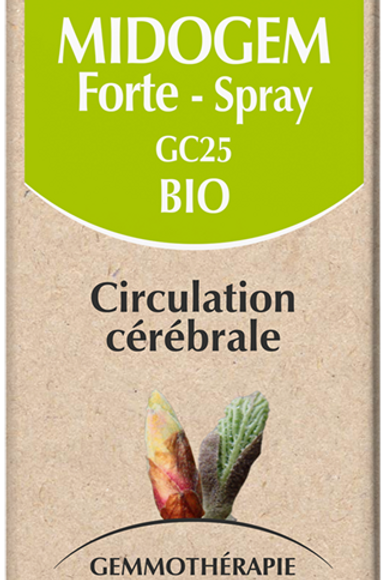 Midogem Forte - Spray GC25 Bio 10 ml