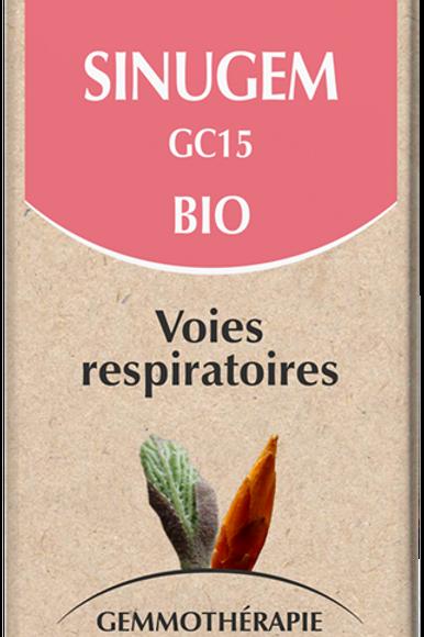 Sinugem GC15 Bio 50 ml