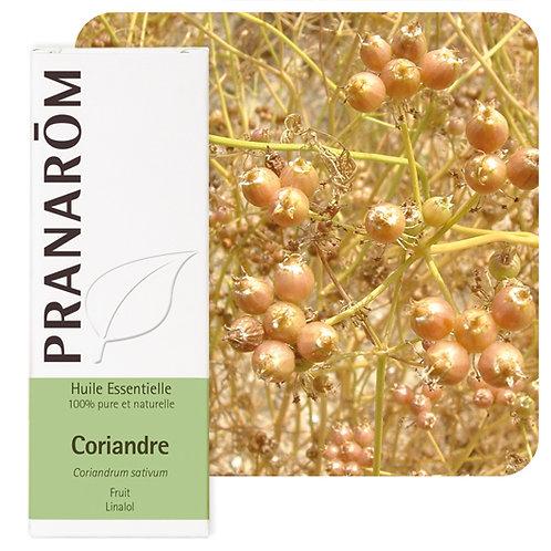 Huile essentielle Coriandre - feuille 10 ml