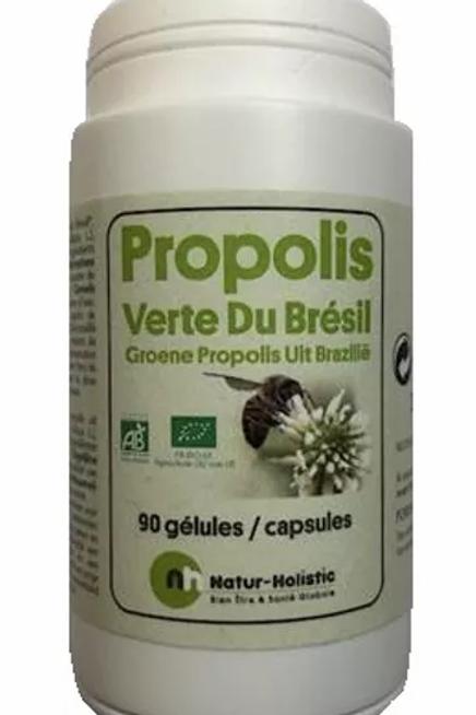 Propolis verte du Brésil 90 gel